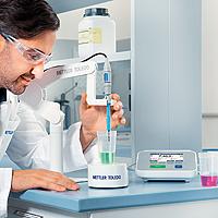 Aplicación para la medición de pH