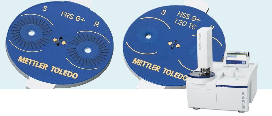 DSC. Differential Scanning Calorimeter