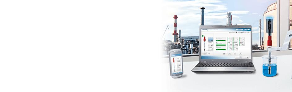 Intelligent Sensor Management for the Process Industries