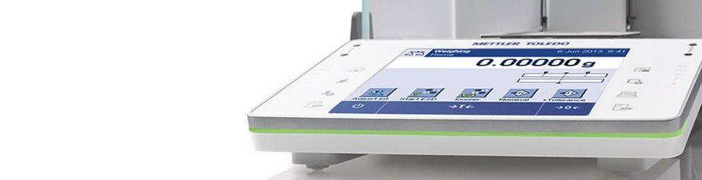 Worry-free Weighing with the new Excellence Analytical Balances