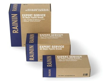 Pipette Service Return Kits