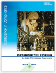 Complimentary Guide: Pharmaceutical Water Compliance for Global Pharmacopeias Requirements