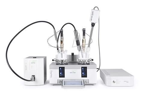 Chemical Synthesis Workstation FBRM PVM