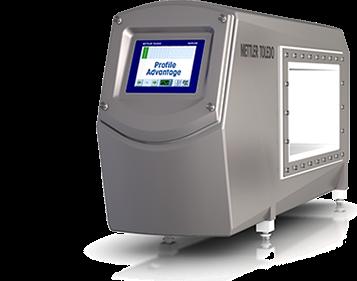 Profile Advantage Industrial Metal Detector