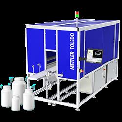 Rigid Plastic Container Inspection